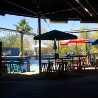 Photo taken at Sandbar Mexican Grill by Jessica &. on 4/21/2012