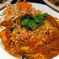 Photo taken at Titaya's Thai Cuisine by Adrián E. on 3/23/2012