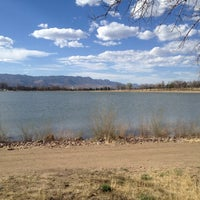 Photo taken at Prospect Lake by Tanya on 3/31/2012