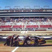 Foto scattata a Las Vegas Motor Speedway da Pedro F. il 3/10/2012