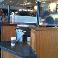 Photo taken at Starbucks by Jessica L. on 2/17/2012
