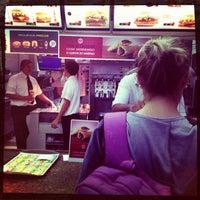Photo taken at McDonald's by Patrick F. on 9/12/2012