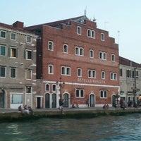 Photo taken at Generator Venice a.k.a Ostello Venezia by Emilio C. on 8/19/2012