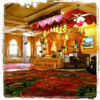 Photo taken at Gurudwara Sri Guru Singh Sabha by Sunny S. on 5/24/2012