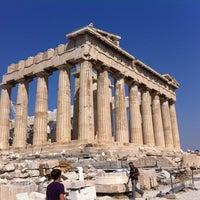 Photo taken at Acropolis of Athens by Kirill O. on 7/30/2012