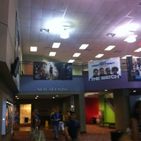 Photo taken at Regal Cinemas Clarksville 16 by Malia B. on 6/23/2012