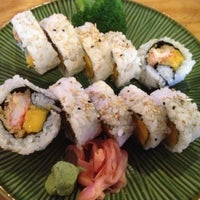 Photo taken at Sushi 'n Thai by Toby S. on 4/13/2012