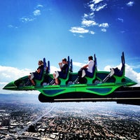 Photo taken at Xscream - Stratosphere by Russian Hills on 8/12/2012