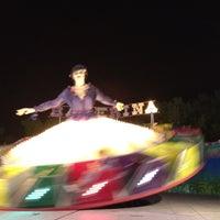 Photo taken at Kurt Lunapark by İlknur C. on 9/5/2012