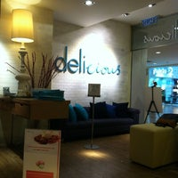 Photo taken at Delicious by Aishah S. on 3/14/2012