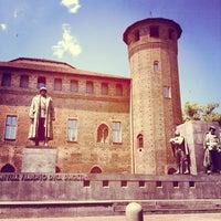Photo taken at Palazzo Madama - Museo Civico d'Arte Antica by Nikolay P. on 7/13/2012