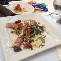 Photo taken at Trattoria Isabella by Joyce W. on 6/10/2012