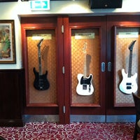Photo taken at Hard Rock Cafe Amsterdam by Mak S. on 5/3/2012