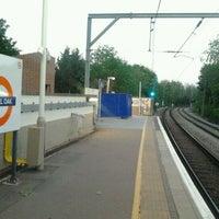 Photo taken at Gospel Oak London Overground Station by Celestino M. on 5/25/2012