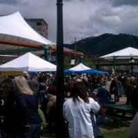Photo taken at Caras Park by Sadie R. on 5/5/2012