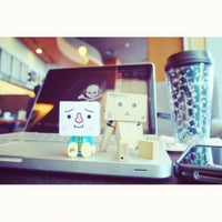 Photo taken at Starbucks by Christopher L. on 2/5/2012
