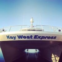 Photo taken at Key West Express by Zach W. on 4/27/2012
