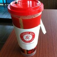 Photo taken at Coffee Boy by maipenrai23 โ. on 5/29/2012