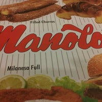 Photo taken at Manolo's by Diogo F. on 3/18/2012
