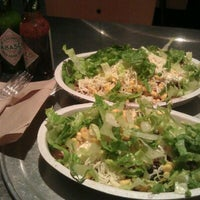 Photo taken at Chipotle Mexican Grill by Lydia on 4/5/2012