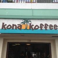 Photo taken at Kona Koffee by david l. on 6/19/2012