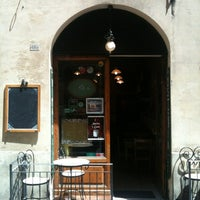 Photo taken at Osteria Trombicche by Mauri v. on 6/29/2012