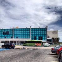 Photo taken at Aeroporto Internacional de João Pessoa / Castro Pinto (JPA) by Edpo S. on 8/23/2012