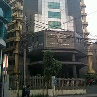 Photo taken at Universitas Kristen Maranatha by deni e. on 9/2/2012