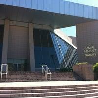 6/21/2012 tarihinde Övgü C.ziyaretçi tarafından İzmir Adalet Sarayı'de çekilen fotoğraf