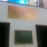 4/17/2012에 Omar H.님이 Restaurante Casa Maricota에서 찍은 사진