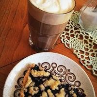 Photo taken at Cafe Silltruten by Dinesh B. on 3/14/2012