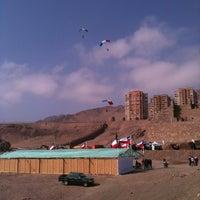 Foto tomada en Ruinas De Huanchaca por Roxana M. el 7/21/2012