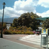 Photo taken at Plaza Las Tres Gracias by Jose Antonio D. on 6/5/2012