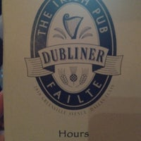 Photo taken at Dubliner by Skyler H. on 2/4/2012