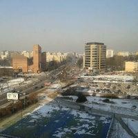 Photo taken at SAD sp. z o.o by Bartlomiej A. on 2/10/2012