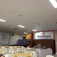 Photo taken at Acomac by Alexandre G. on 5/11/2012