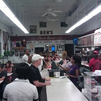 Photo taken at Ben's Chili Bowl by Collin M. on 8/12/2012