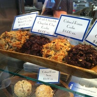 Photo taken at Levain Bakery by Kinsey M. on 7/27/2012