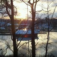 Photo taken at Back Creek Nature Park by Karis K. on 3/13/2012