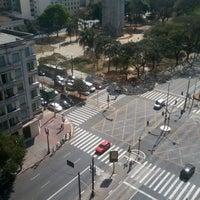 Photo taken at Avenida Rio Branco by Joao C. on 9/8/2012