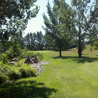 Photo taken at Prairiewood Golf Course by Richard K. on 7/29/2012