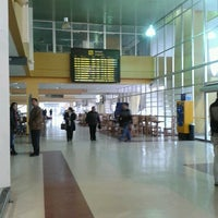 Photo taken at Andrés Sabella Gálvez International Airport (ANF) by Branco T. on 8/14/2012