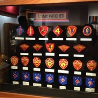 Photo taken at MCRD San Diego Museum by Kelly M. on 7/25/2012