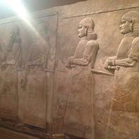 Photo taken at The Oriental Institute by Andy N. on 4/5/2012