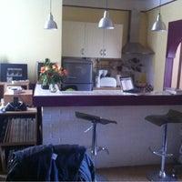 Photo taken at Café de La Poste by Sultan O. on 5/19/2012