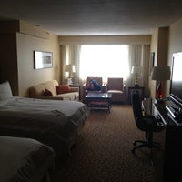 Photo taken at Toronto Marriott Bloor Yorkville Hotel by Matt M. on 8/15/2012