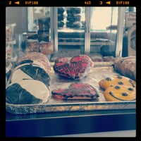 Photo taken at New York Bagel & Bialy by Sean K. on 5/13/2012