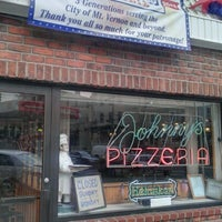 Photo taken at Johnny's Pizzeria by Antonio D. on 9/7/2012