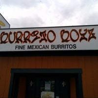 Photo taken at Burrito Boyz by Rick S. on 7/27/2012