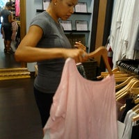 Photo taken at lululemon athletica by Jessie T. on 7/20/2012